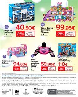 Ofertas de Muñecas  en el folleto de Carrefour en Madrid