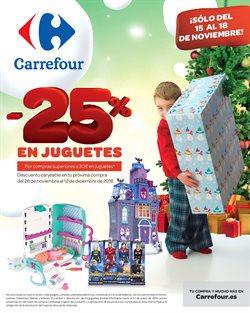 Ofertas de Juguetes y bebes  en el folleto de Carrefour en Madrid