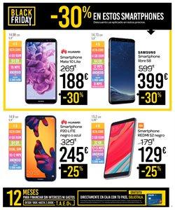 Ofertas de Smartphones  en el folleto de Carrefour en Madrid