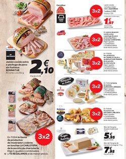 Ofertas de La Carloteña  en el folleto de Carrefour en Murcia