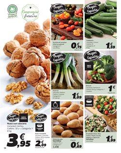 Ofertas de Ensaladas  en el folleto de Carrefour en Madrid