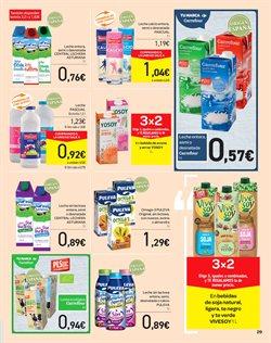 Ofertas de Central Lechera Asturiana  en el folleto de Carrefour en Madrid