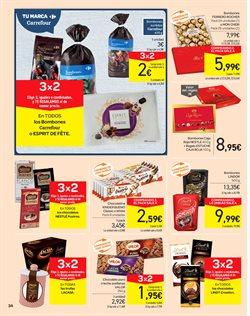Ofertas de Chocolate  en el folleto de Carrefour en El Puerto De Santa María