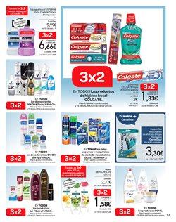 Ofertas de Sanex  en el folleto de Carrefour en Mairena del Aljarafe