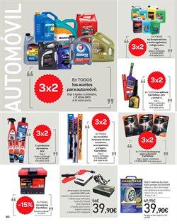Ofertas de Cadenas de nieve  en el folleto de Carrefour en Madrid