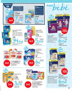 Ofertas de Cuidado del bebé  en el folleto de Carrefour en A Coruña