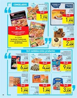 Ofertas de Pescanova  en el folleto de Carrefour en Benidorm