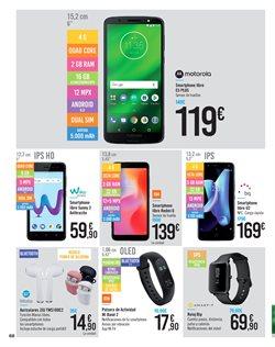 Ofertas de Smartphones  en el folleto de Carrefour en Oviedo