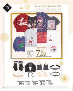 Ofertas de Pendientes  en el folleto de Carrefour en San Sebastián de los Reyes