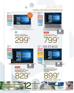 Ofertas de Ordenador portátil  en el folleto de Carrefour en Las Rozas