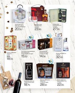 Ofertas de Whisky  en el folleto de Carrefour en La Orotava