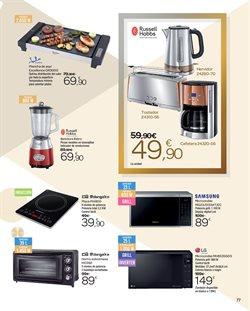 Ofertas de Microondas  en el folleto de Carrefour en Santa Lucía de Tirajana