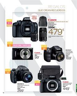 Ofertas de Cámara de fotos  en el folleto de Carrefour en Ecija