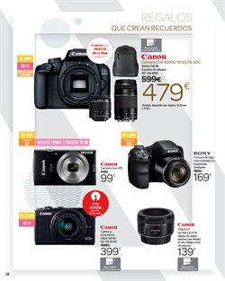 Ofertas de Cámara de fotos  en el folleto de Carrefour en Utrera