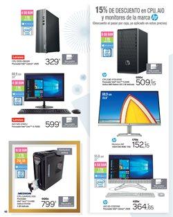 Ofertas de Ordenadores  en el folleto de Carrefour en Utrera