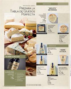 Ofertas de Queso  en el folleto de Carrefour en Antequera