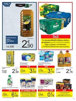 Ofertas de Luzil  en el folleto de Carrefour en La Orotava