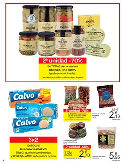 Ofertas de Casa Tarradellas  en el folleto de Carrefour en Madrid