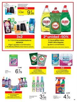 Ofertas de Fairy  en el folleto de Carrefour en León