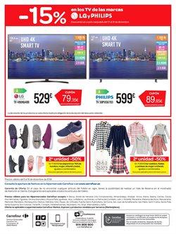 Ofertas de Televisor Philips  en el folleto de Carrefour en Alcobendas
