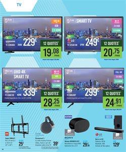 Ofertas de Televisores  en el folleto de Carrefour en Blanes