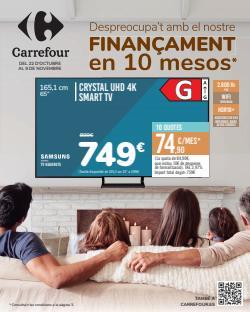 Ofertas de Carrefour en el catálogo de Carrefour ( 12 días más)