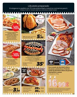 Ofertas de Bacalao  en el folleto de Carrefour en Madrid