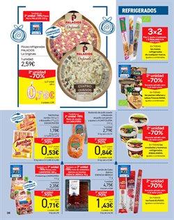 Ofertas de Masas  en el folleto de Carrefour en Madrid