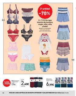 Comprar ropa interior femenina ofertas y promociones - Ropa interior carrefour ...
