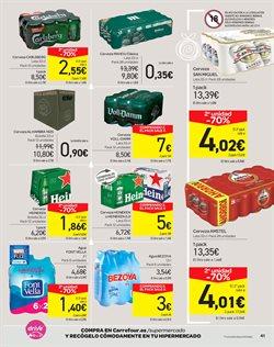 Ofertas de Agua  en el folleto de Carrefour en Málaga