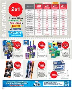 Ofertas de Batería de coche  en el folleto de Carrefour en El Ejido