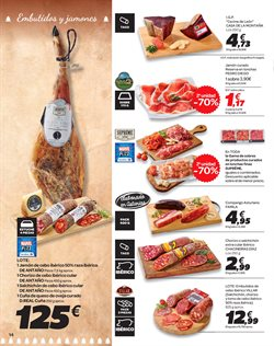Ofertas de Embutidos  en el folleto de Carrefour en Oviedo