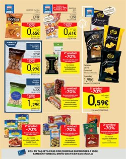 Ofertas de Patatas fritas  en el folleto de Carrefour en Oviedo