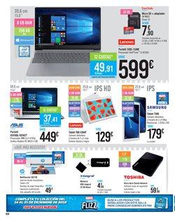 Ofertas de Tablet  en el folleto de Carrefour en Lugo