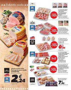 Ofertas de Campofrío  en el folleto de Carrefour en Alicante