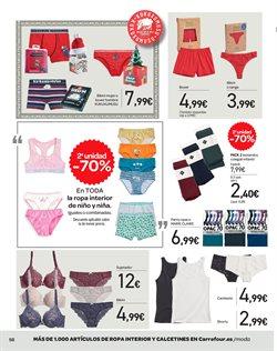 Ofertas de Bañador mujer  en el folleto de Carrefour en Alicante