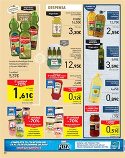 Ofertas de Salsas  en el folleto de Carrefour en Córdoba