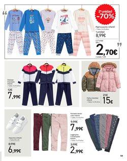 Ofertas de Pantalones mujer  en el folleto de Carrefour en Cádiz