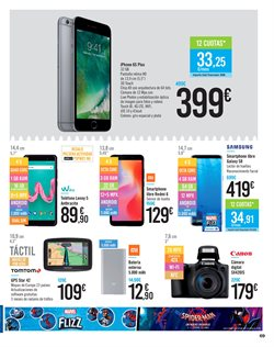 Ofertas de Móviles  en el folleto de Carrefour en León