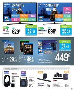 Ofertas de PS4  en el folleto de Carrefour en Vilanova i la Geltru