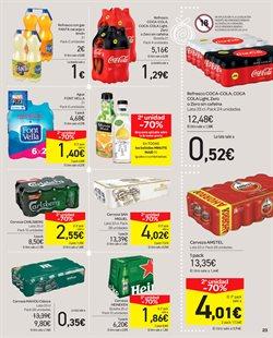 Ofertas de Coca-Cola  en el folleto de Carrefour en San Sebastián de los Reyes