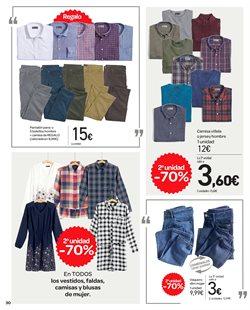 Ofertas de Camisa mujer  en el folleto de Carrefour en Madrid