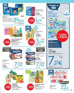 Ofertas de Dodot  en el folleto de Carrefour en Palma de Mallorca