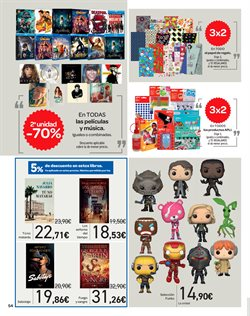 Ofertas de Mochilas escolares  en el folleto de Carrefour en Madrid