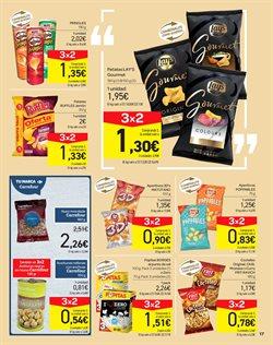 Ofertas de Patatas fritas  en el folleto de Carrefour en Pamplona