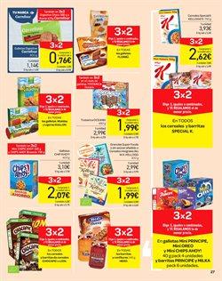 Ofertas de Galletas  en el folleto de Carrefour en Pamplona