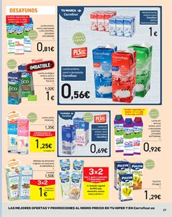 Ofertas de Central Lechera Asturiana  en el folleto de Carrefour en Las Palmas de Gran Canaria