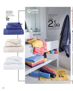 Ofertas de Accesorios para baño  en el folleto de Carrefour en León