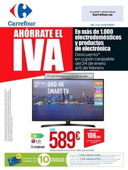 Ofertas de Informática y electrónica  en el folleto de Carrefour en L'Hospitalet de Llobregat
