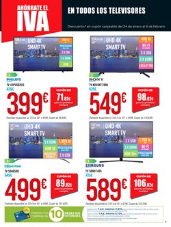 Ofertas de Philips  en el folleto de Carrefour en A Coruña